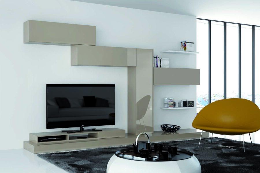 meuble TV aérien