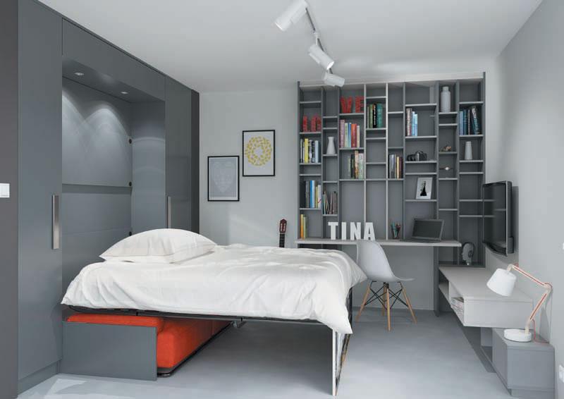canapé lit dépliable