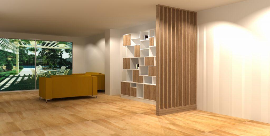 claustra - bibliothèque